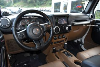 2012 Jeep Wrangler Unlimited Sahara Waterbury, Connecticut 15