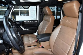 2012 Jeep Wrangler Unlimited Sahara Waterbury, Connecticut 16