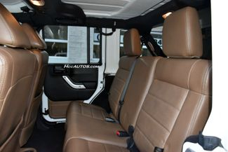 2012 Jeep Wrangler Unlimited Sahara Waterbury, Connecticut 17