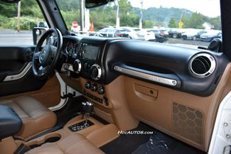 2012 Jeep Wrangler Unlimited Sahara Waterbury, Connecticut 20