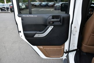2012 Jeep Wrangler Unlimited Sahara Waterbury, Connecticut 24