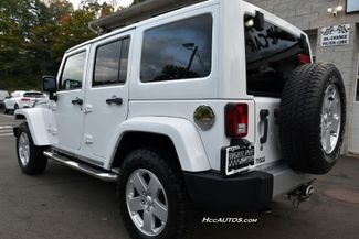2012 Jeep Wrangler Unlimited Sahara Waterbury, Connecticut 4