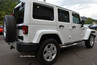 2012 Jeep Wrangler Unlimited Sahara Waterbury, Connecticut 5