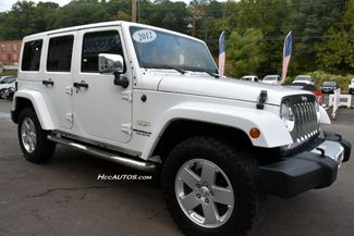2012 Jeep Wrangler Unlimited Sahara Waterbury, Connecticut 7