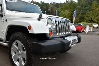 2012 Jeep Wrangler Unlimited Sahara Waterbury, Connecticut 9
