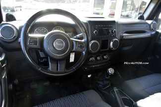 2012 Jeep Wrangler Unlimited Sport Waterbury, Connecticut 13