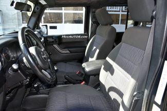 2012 Jeep Wrangler Unlimited Sport Waterbury, Connecticut 15