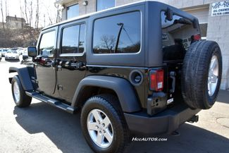 2012 Jeep Wrangler Unlimited Sport Waterbury, Connecticut 3