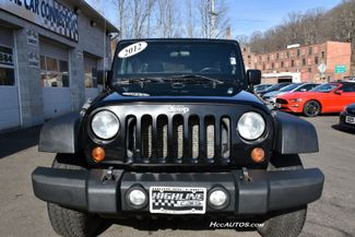 2012 Jeep Wrangler Unlimited Sport Waterbury, Connecticut 8