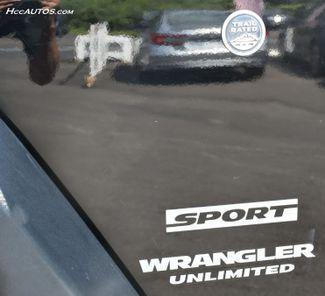 2012 Jeep Wrangler Unlimited Sport Waterbury, Connecticut 10