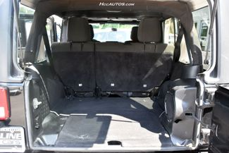 2012 Jeep Wrangler Unlimited Sport Waterbury, Connecticut 14