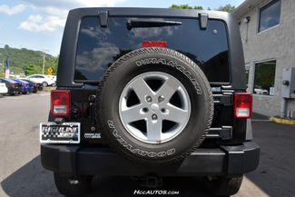 2012 Jeep Wrangler Unlimited Sport Waterbury, Connecticut 3