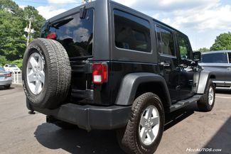 2012 Jeep Wrangler Unlimited Sport Waterbury, Connecticut 4
