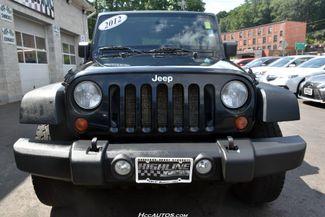 2012 Jeep Wrangler Unlimited Sport Waterbury, Connecticut 7