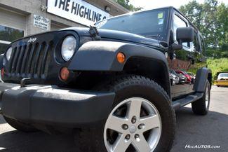 2012 Jeep Wrangler Unlimited Sport Waterbury, Connecticut 8