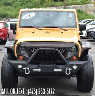 2012 Jeep Wrangler Unlimited Call of Duty MW3 Waterbury, Connecticut 7