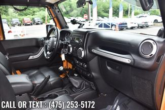 2012 Jeep Wrangler Unlimited Call of Duty MW3 Waterbury, Connecticut 17