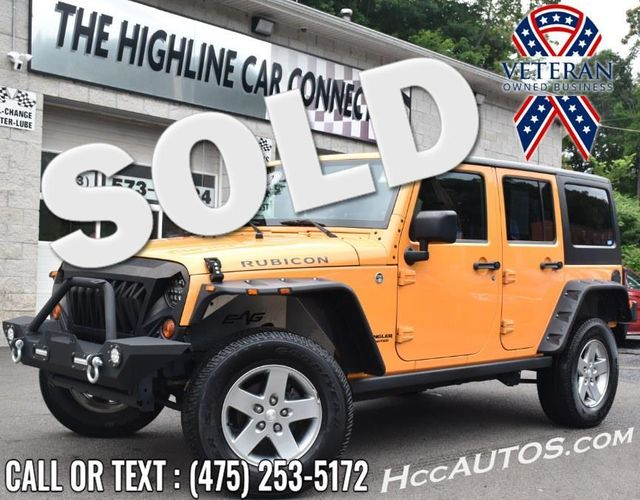 2012 Jeep Wrangler Unlimited Call of Duty MW3 Waterbury, Connecticut