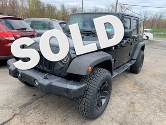 2012 Jeep Wrangler Unlimited in West Springfield, MA