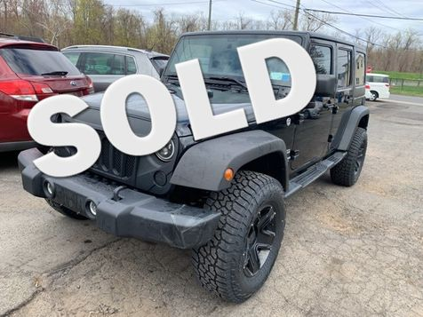 2012 Jeep Wrangler Unlimited Sport in West Springfield, MA