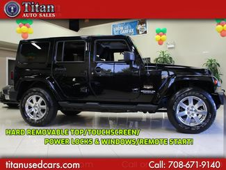 2012 Jeep Wrangler Unlimited Sahara in Worth, IL 60482