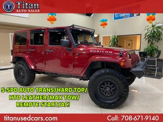 2012 Jeep Wrangler Unlimited Rubicon in Worth, IL 60482