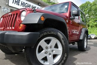 2012 Jeep Wrangler Sport Waterbury, Connecticut 7