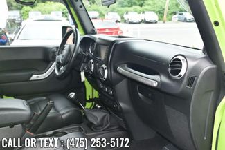 2012 Jeep Wrangler Sahara Waterbury, Connecticut 12