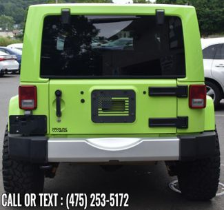 2012 Jeep Wrangler Sahara Waterbury, Connecticut 4