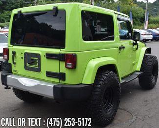2012 Jeep Wrangler Sahara Waterbury, Connecticut 5