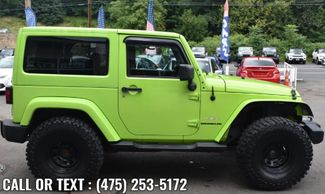 2012 Jeep Wrangler Sahara Waterbury, Connecticut 6