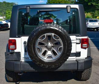 2012 Jeep Wrangler Sport Waterbury, Connecticut 4