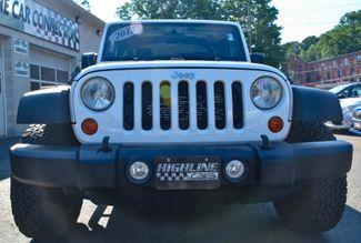 2012 Jeep Wrangler Sport Waterbury, Connecticut 8