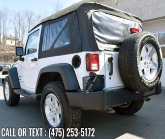 2012 Jeep Wrangler Sport Waterbury, Connecticut 2