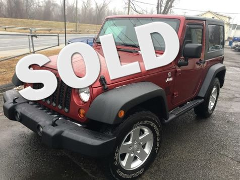 2012 Jeep Wrangler Sport in West Springfield, MA