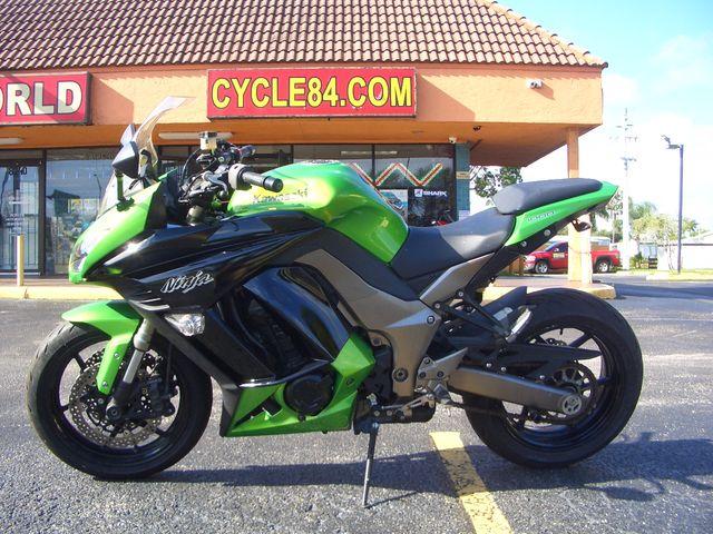 2012 Kawasaki Ninja 1000 ZX1000GF