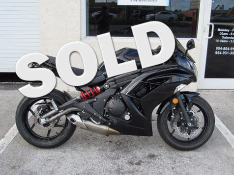 2012 Kawasaki Ninja 650  in Dania Beach, Florida