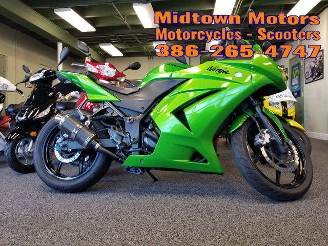 2012 Kawasaki Ninja® 250R