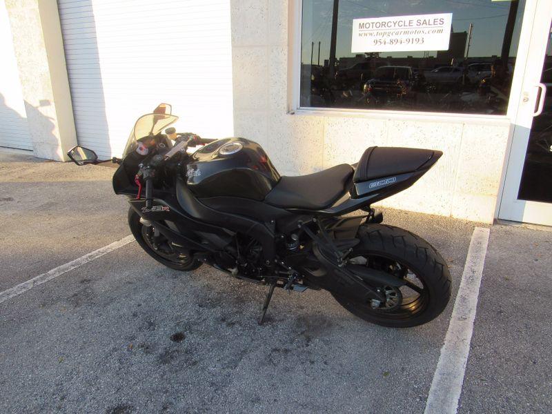 2012 Kawasaki Ninja ZX6R   city Florida  Top Gear Inc  in Dania Beach, Florida