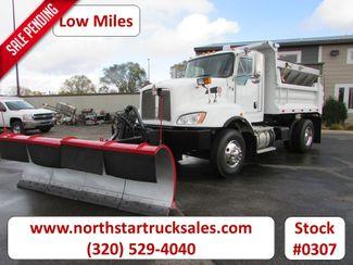 2012 Kenworth T400 Plow Sander Truck in St Cloud, MN