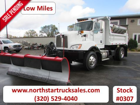 2012 Kenworth T400 Plow Sander Truck  in St Cloud, MN