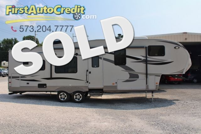 2012 Keystone Cougar High Country 299 RKS