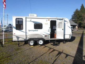 2012 Keystone Springdale 179QB Salem, Oregon 2