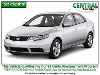 2012 Kia Forte EX | Hot Springs, AR | Central Auto Sales in Hot Springs AR