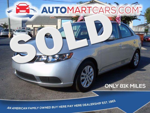 2012 Kia Forte EX | Nashville, Tennessee | Auto Mart Used Cars Inc. in Nashville Tennessee