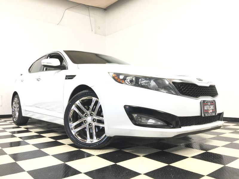 2012 Kia Optima *Drive TODAY & Make PAYMENTS* | The Auto Cave in Addison