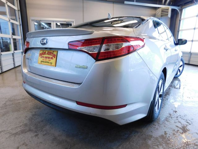 2012 Kia Optima Hybrid in Airport Motor Mile ( Metro Knoxville ), TN 37777