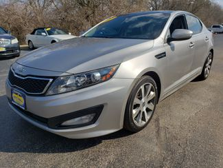 2012 Kia Optima SX | Champaign, Illinois | The Auto Mall of Champaign in Champaign Illinois