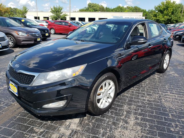 2012 Kia Optima LX | Champaign, Illinois | The Auto Mall of Champaign in Champaign Illinois
