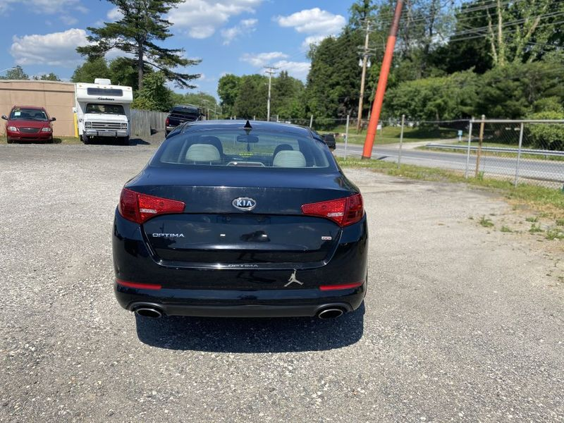 2012 Kia Optima LX  city MD  South County Public Auto Auction  in Harwood, MD
